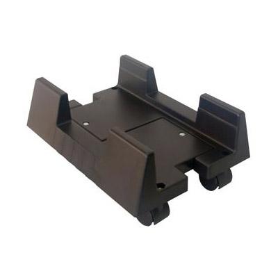 support roulettes pour bo tier noir accessoires divers bo tier g n rique sur. Black Bedroom Furniture Sets. Home Design Ideas