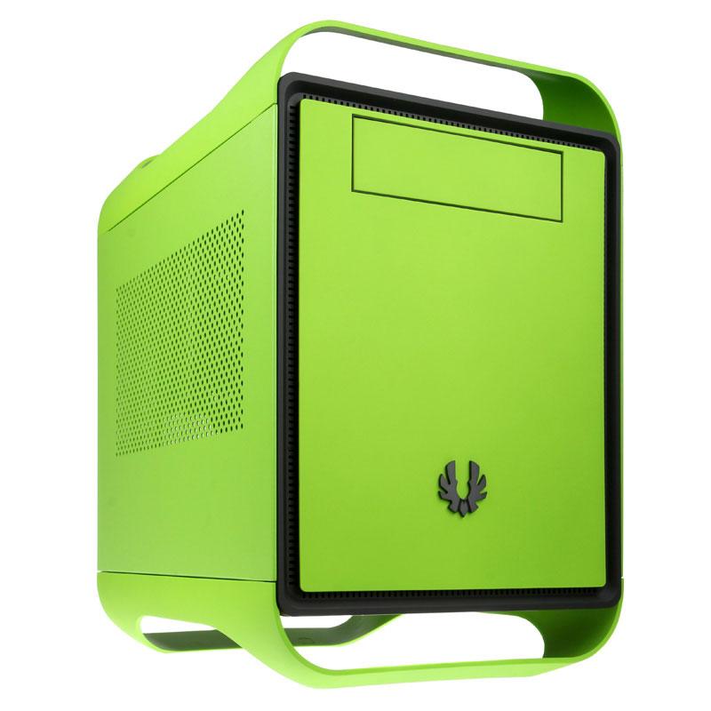Boîtier PC BitFenix Prodigy (vert) Boitier Mini ITX