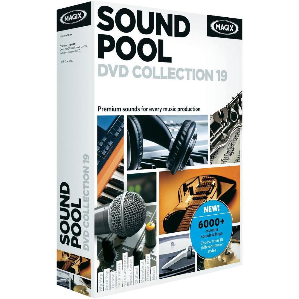 magix soundpool dvd collection 19 fran ais pc logiciel musique mp3 magix sur ldlc. Black Bedroom Furniture Sets. Home Design Ideas