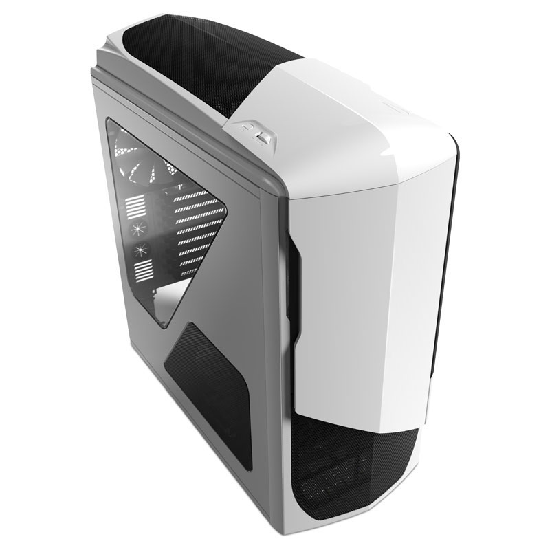nzxt phantom 530 blanc bo tier pc nzxt sur. Black Bedroom Furniture Sets. Home Design Ideas