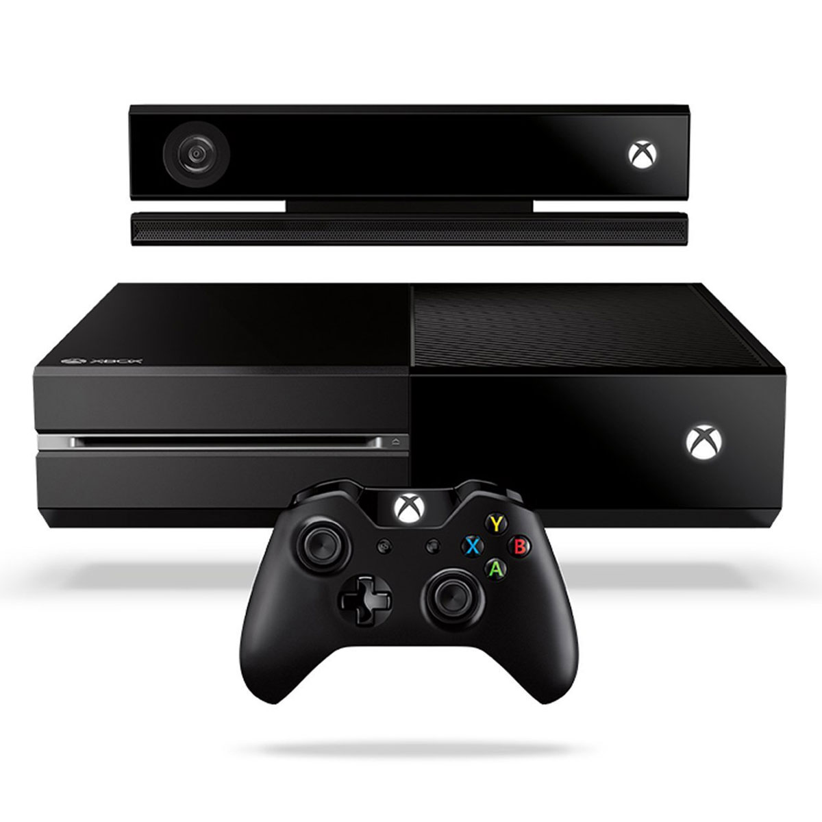 microsoft xbox one kinect console xbox one microsoft sur. Black Bedroom Furniture Sets. Home Design Ideas