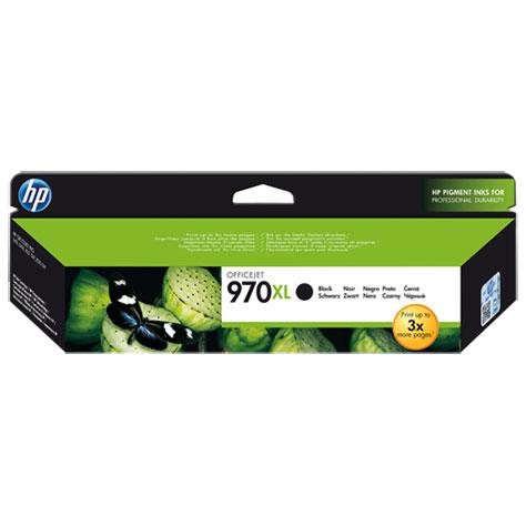 Cartouche imprimante HP Officejet 970XL - CN625AE - Cartouche d'encre noire HP Officejet 970XL - CN625AE - Cartouche d'encre noire