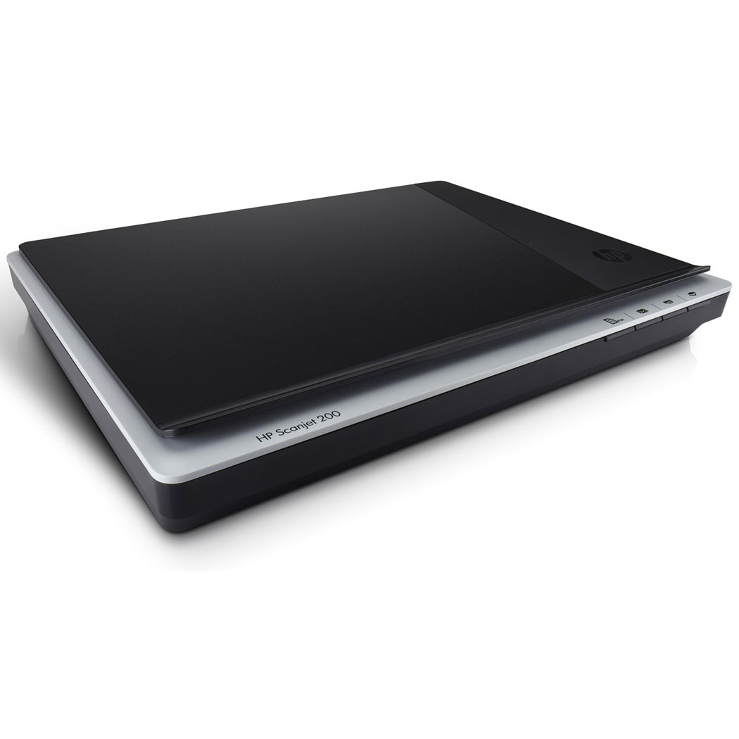 Scanner HP Scanjet 200 (L2734A) Scanner photo 4800 dpi (USB 2.0)
