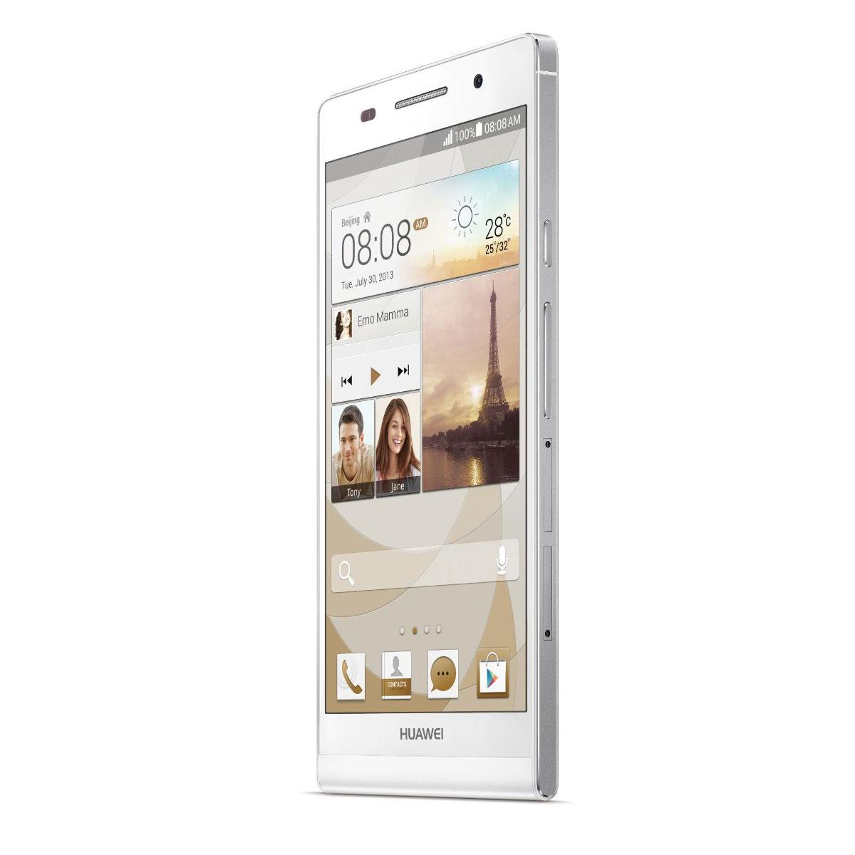 Huawei Ascend P6 Blanc