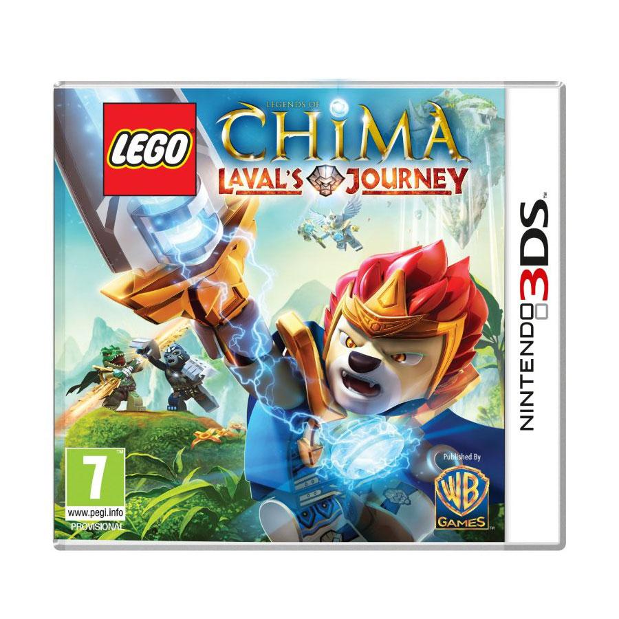 Lego chima le voyage de laval nintendo 3ds 2ds jeux nintendo 3ds warner bros games sur - Jeux de lego sur jeux info ...