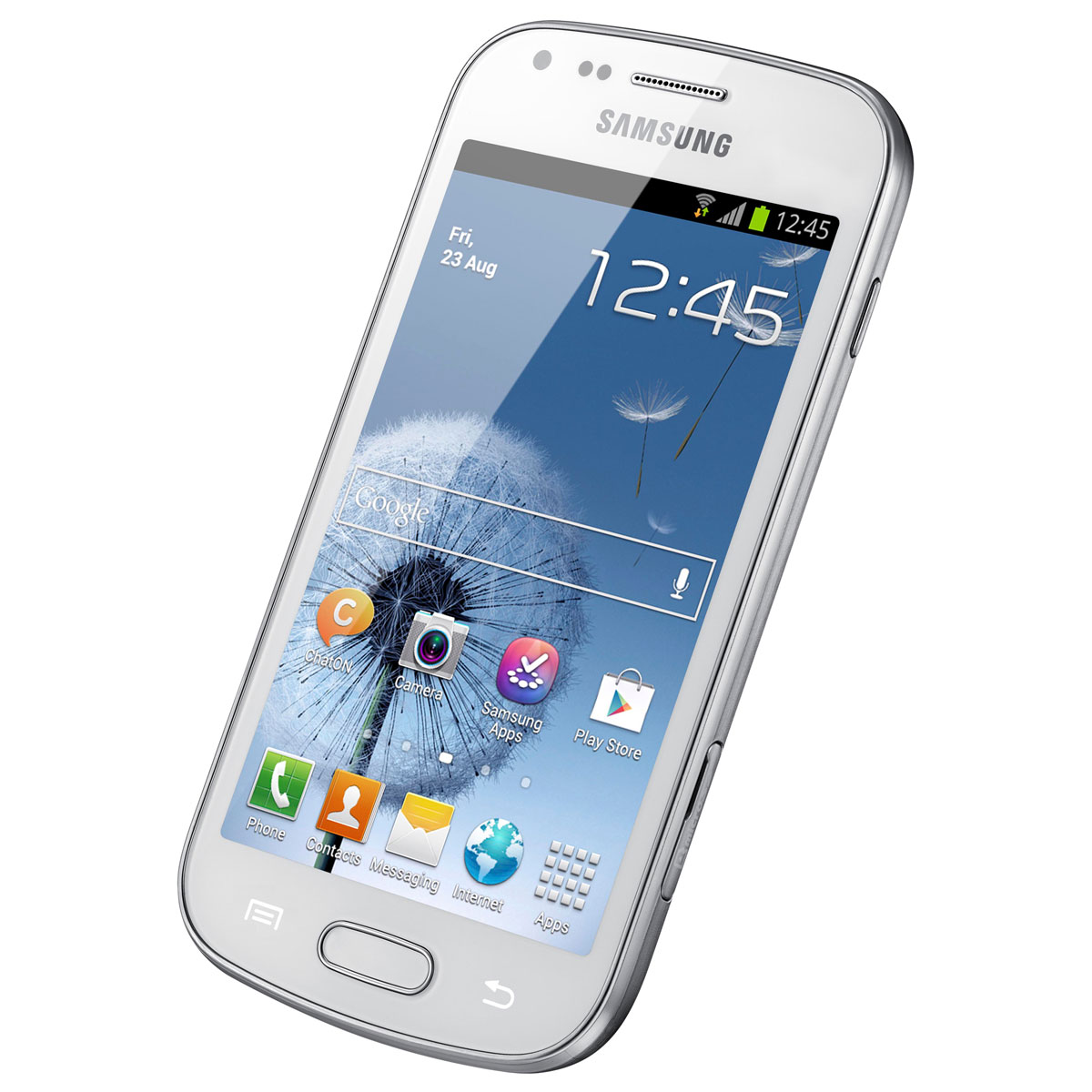 Samsung galaxy trend gt s7560 blanc mobile smartphone samsung sur - Fiche technique galaxy trend lite ...