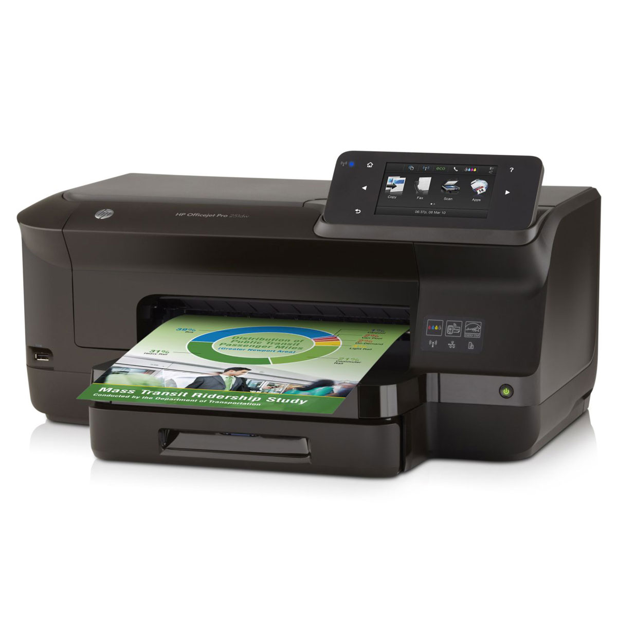 hp officejet pro 251dw imprimante jet d 39 encre hp sur. Black Bedroom Furniture Sets. Home Design Ideas