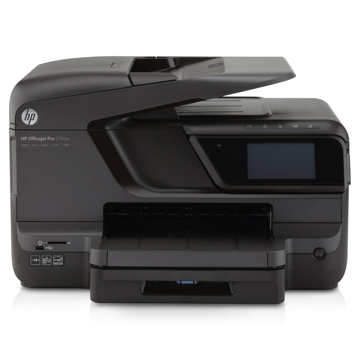 hp officejet pro 276dw cr770a imprimante multifonction. Black Bedroom Furniture Sets. Home Design Ideas