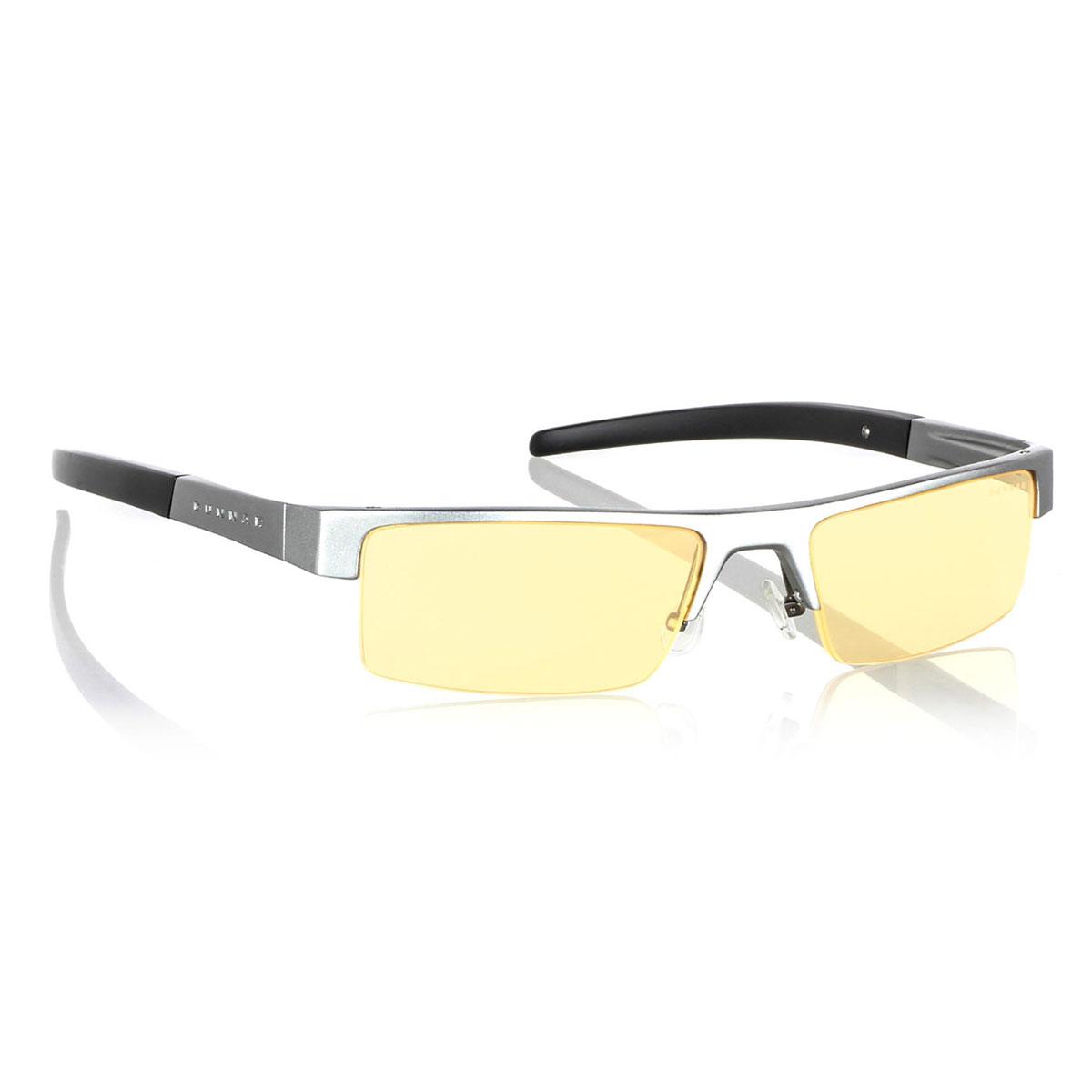 Lunettes de protection GUNNAR Epoch (Gunmetal) Lunettes de confort oculaire pour la bureautique
