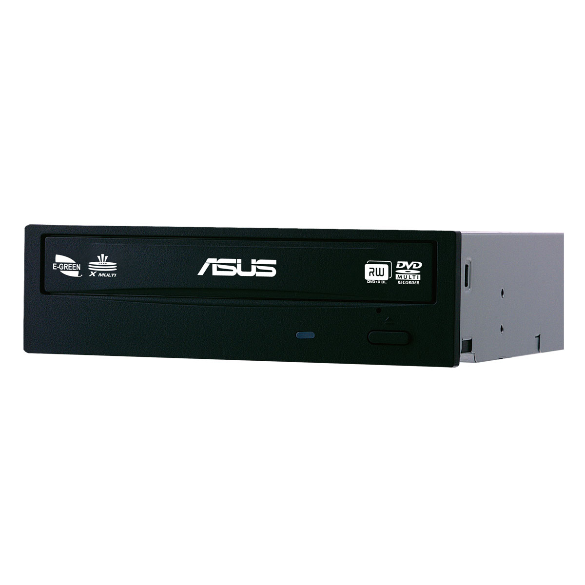 Lecteur graveur ASUS DRW-24F1ST (bulk) DVD(+/-)RW/RAM 24/8/24/6/12x DL(+/-) 8/8x CD-RW 48/24/48x SATA - Noir (bulk)