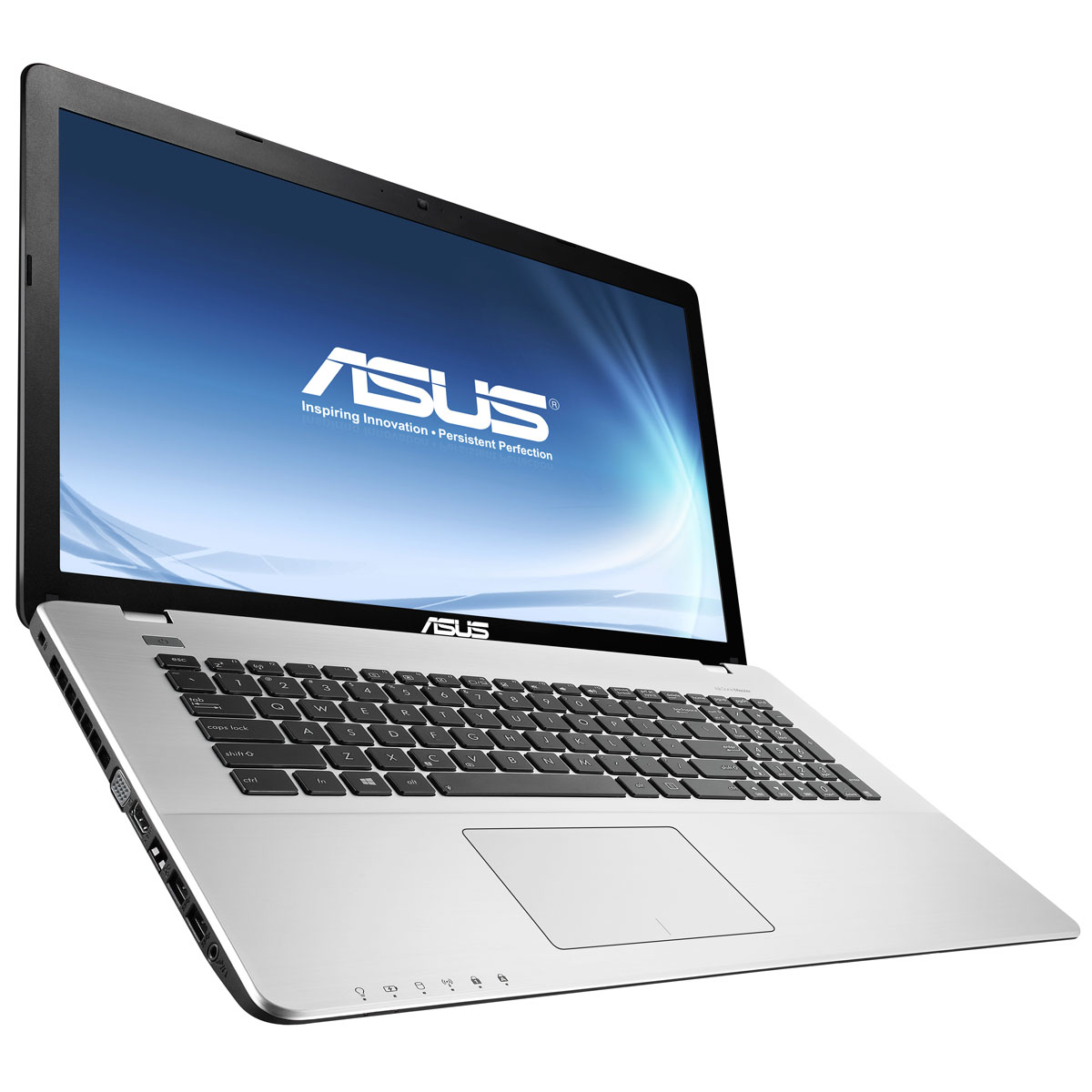 "PC portable ASUS R751LB-TY052H Intel Core i5-4200U 8 Go 1 To 17.3"" LED NVIDIA GeForce GT 740M Graveur DVD Wi-Fi N/Bluetooth Webcam Windows 8 64 bits (Garantie constructeur 1 an)"