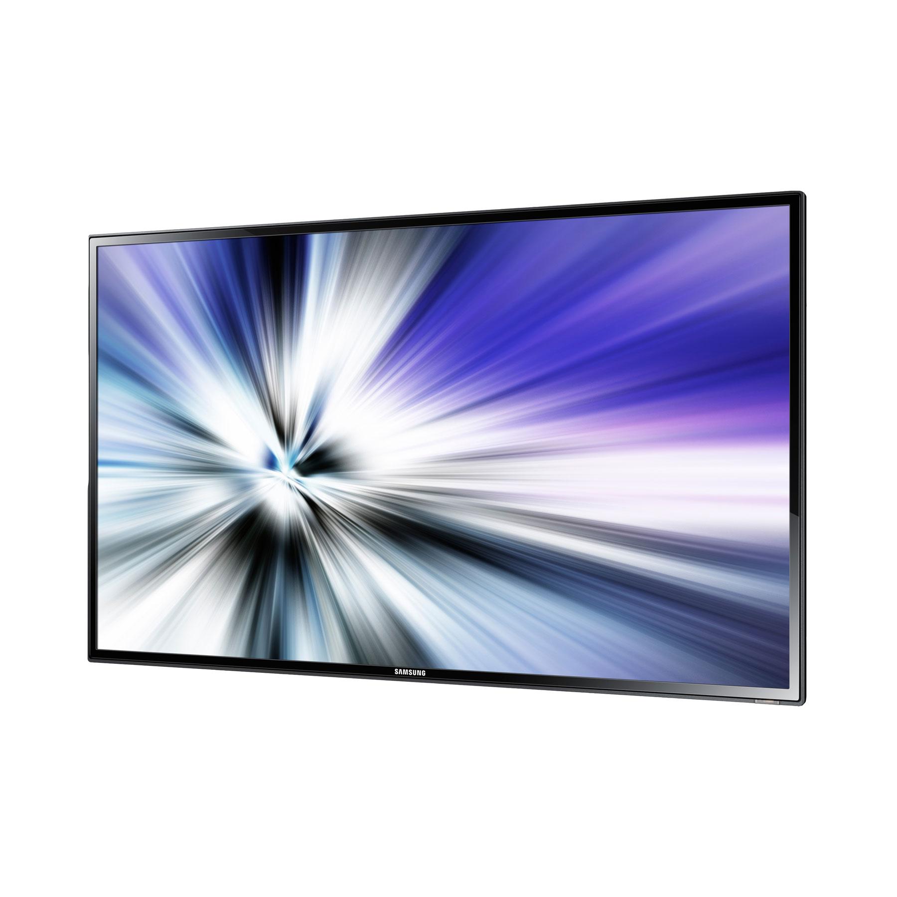 Samsung 40 led me40c ecran dynamique samsung sur for Samsung photo ecran