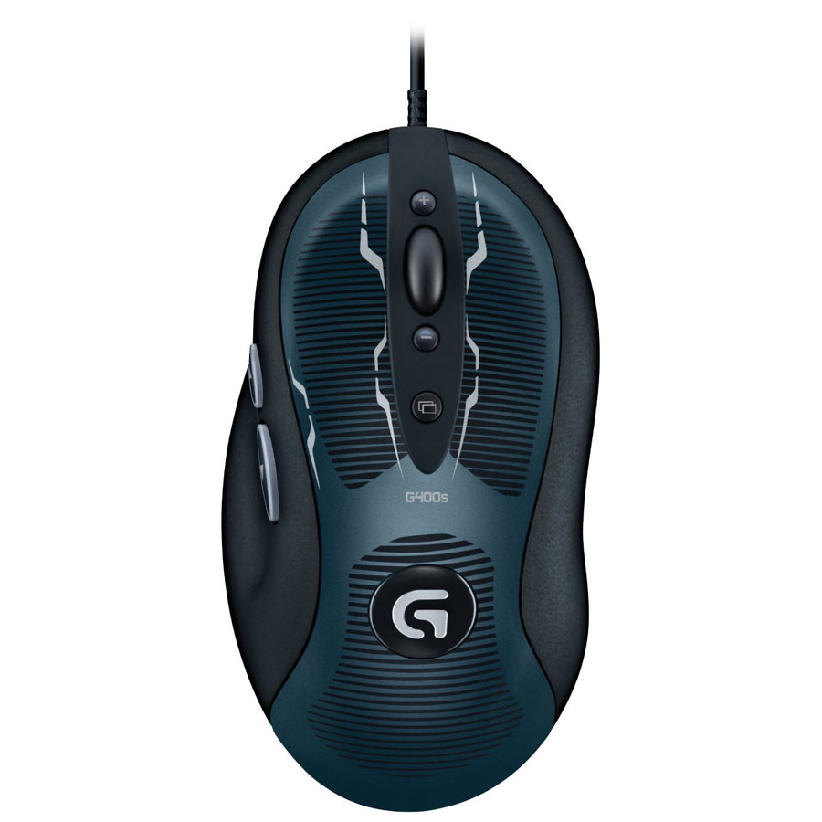 logitech optical gaming mouse g400s souris pc logitech. Black Bedroom Furniture Sets. Home Design Ideas