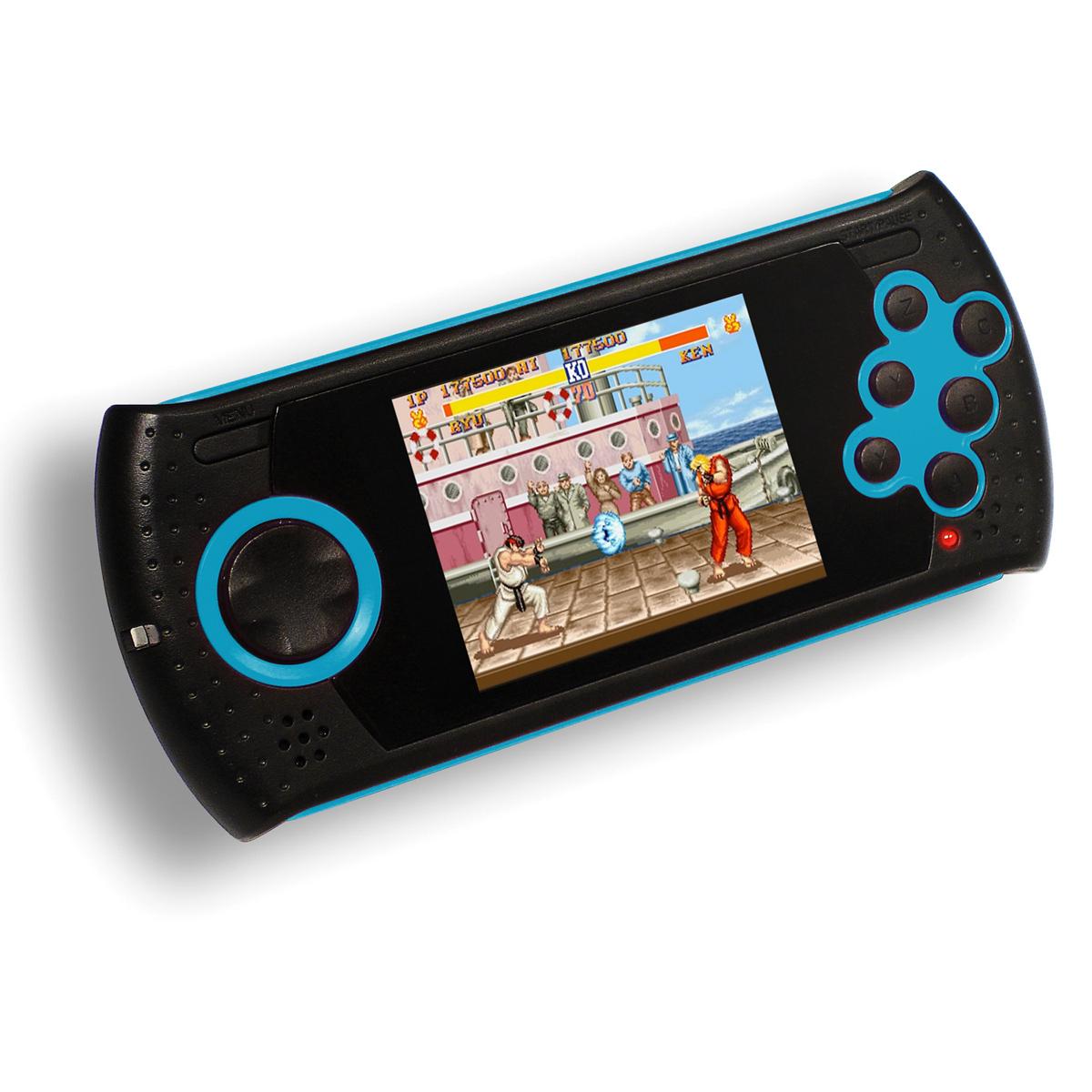 sega console portable megadrive arcade ultimate 20 jeux r trogaming sega sur. Black Bedroom Furniture Sets. Home Design Ideas
