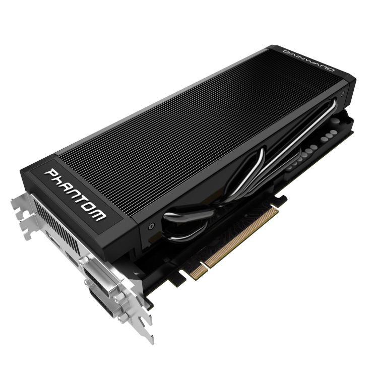 Carte graphique Gainward GeForce GTX 770 Phantom 4 Go 4096 Mo Dual DVI/HDMI/DisplayPort - PCI Express (NVIDIA GeForce avec CUDA GTX 770)