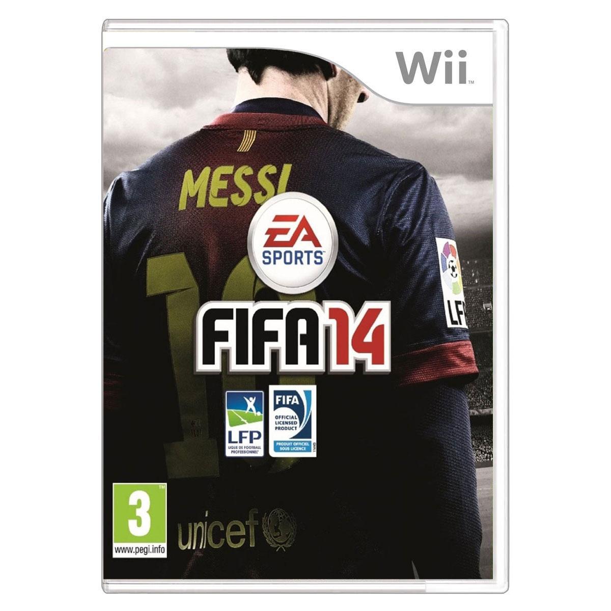 LDLC.com FIFA 14 (Wii) FIFA 14 (Wii)