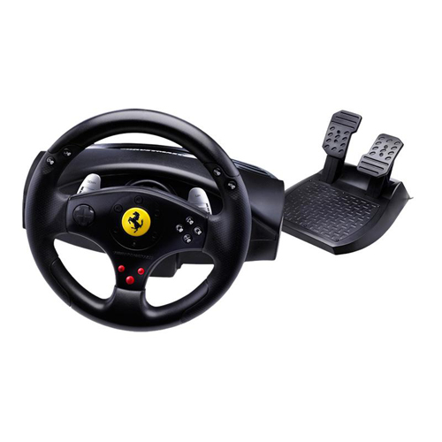 thrustmaster ferrari gt experience racing wheel 3 in 1 volant pc thrustmaster sur. Black Bedroom Furniture Sets. Home Design Ideas