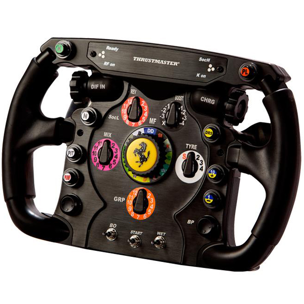 thrustmaster ferrari f1 wheel add on volant pc thrustmaster sur. Black Bedroom Furniture Sets. Home Design Ideas