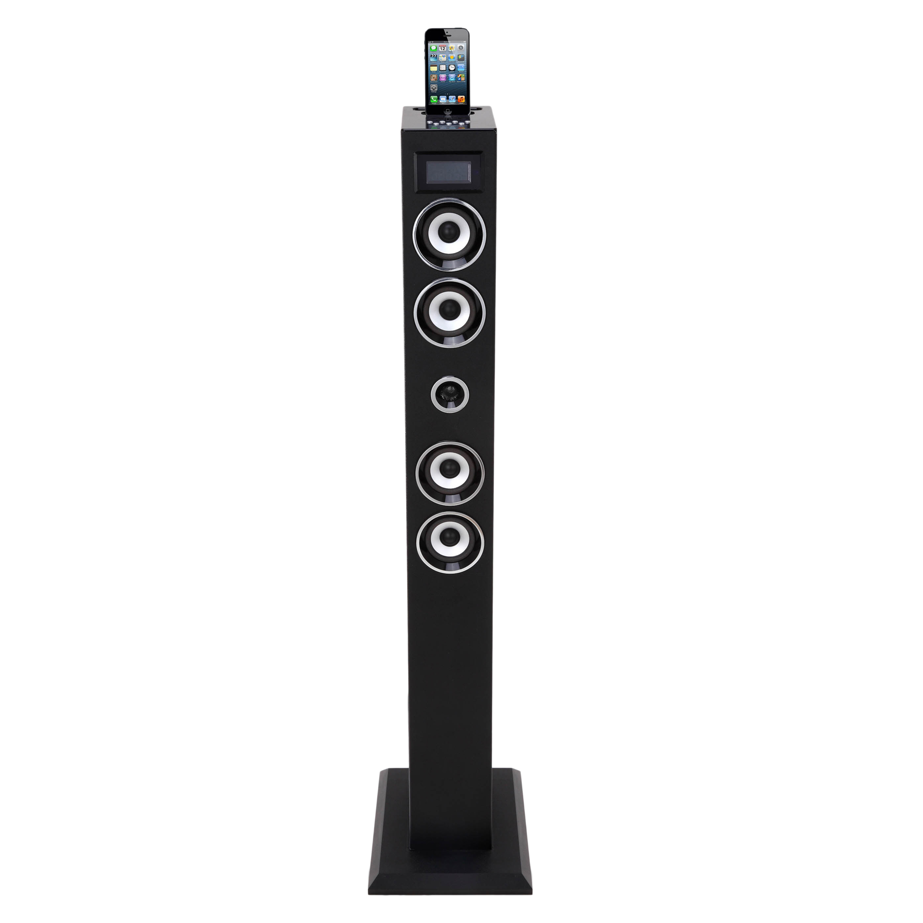 soundvision sv t04 bt noir dock enceinte bluetooth soundvision sur. Black Bedroom Furniture Sets. Home Design Ideas