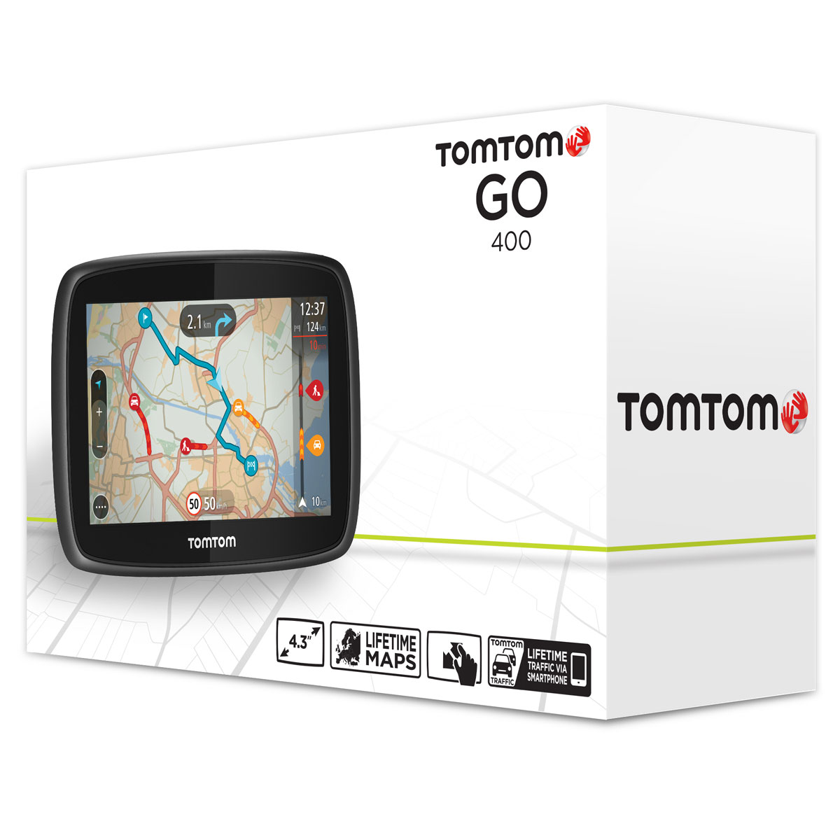 tomtom go 400 gps tomtom sur. Black Bedroom Furniture Sets. Home Design Ideas