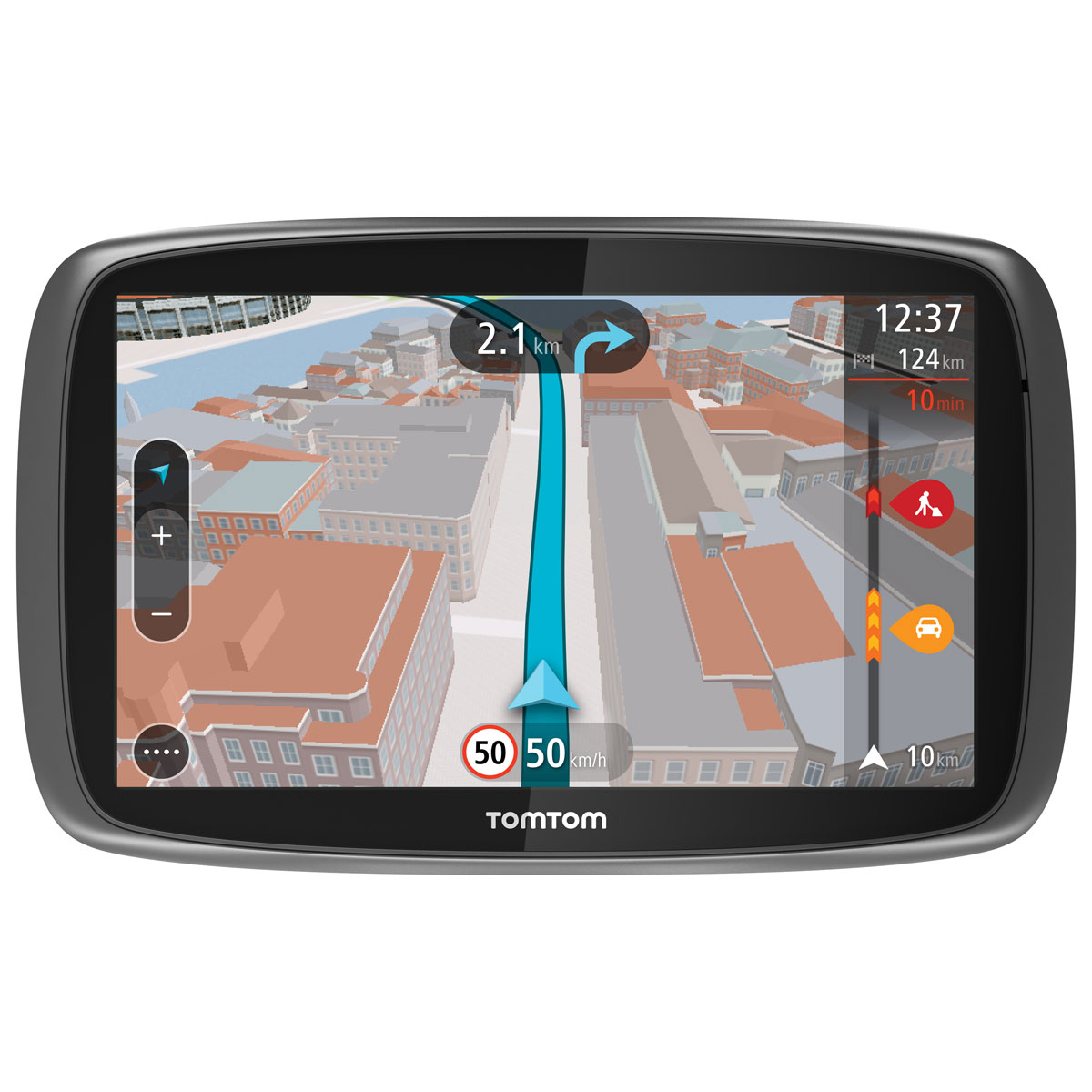 tomtom go 600 gps tomtom sur. Black Bedroom Furniture Sets. Home Design Ideas