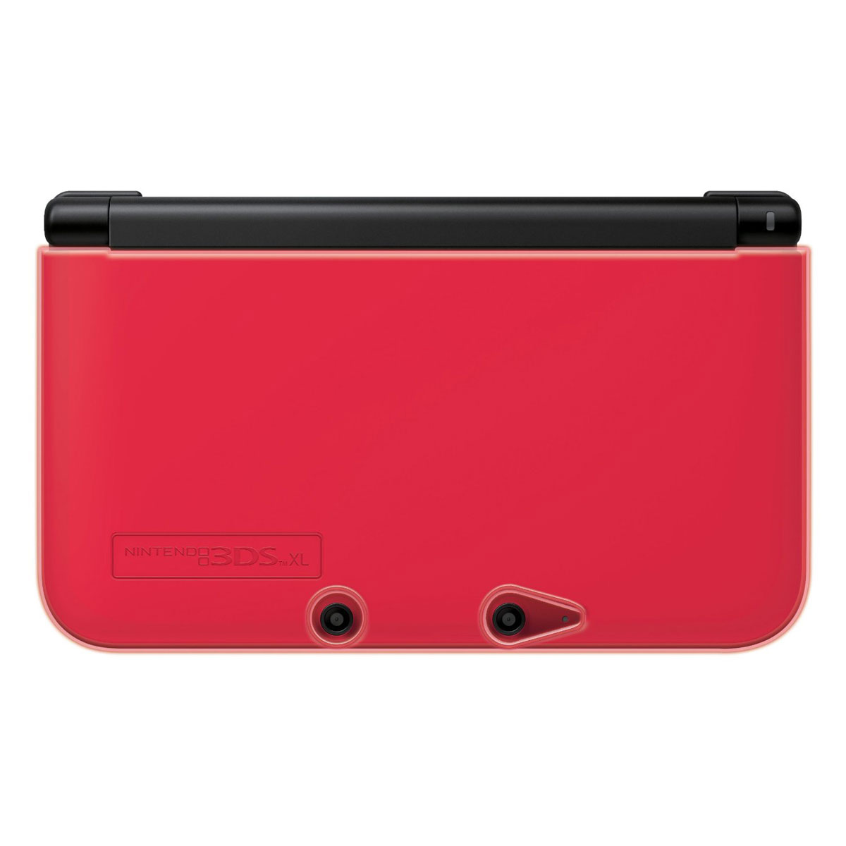 Hori coque de protection silicone rouge nintendo 3ds xl for Housse nintendo 3ds xl