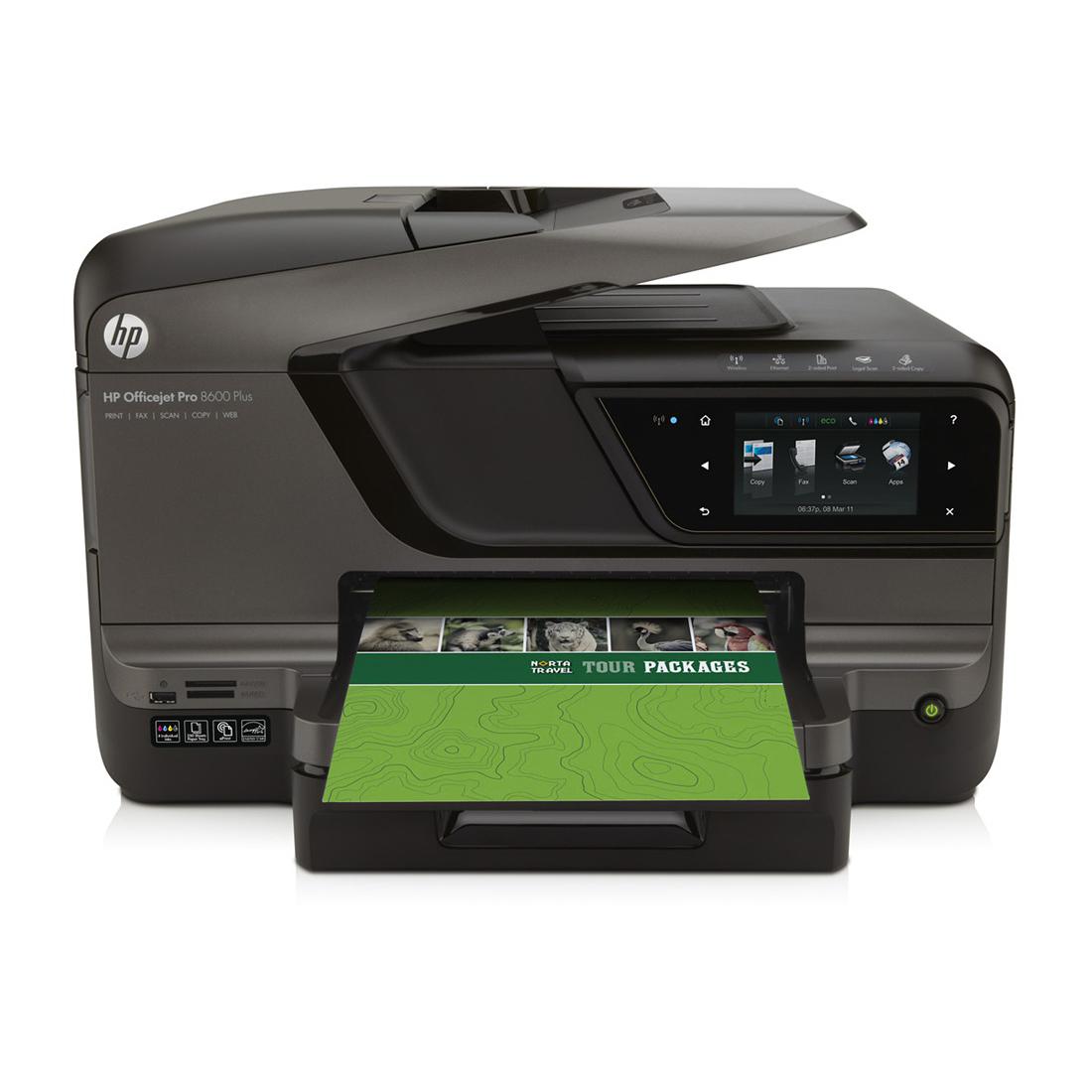 hp officejet pro 8600 plus cartouche hp 950 xl noire. Black Bedroom Furniture Sets. Home Design Ideas