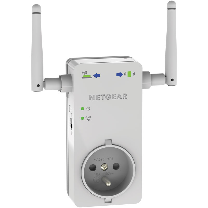 netgear wn3100rp r p teur wi fi netgear sur. Black Bedroom Furniture Sets. Home Design Ideas