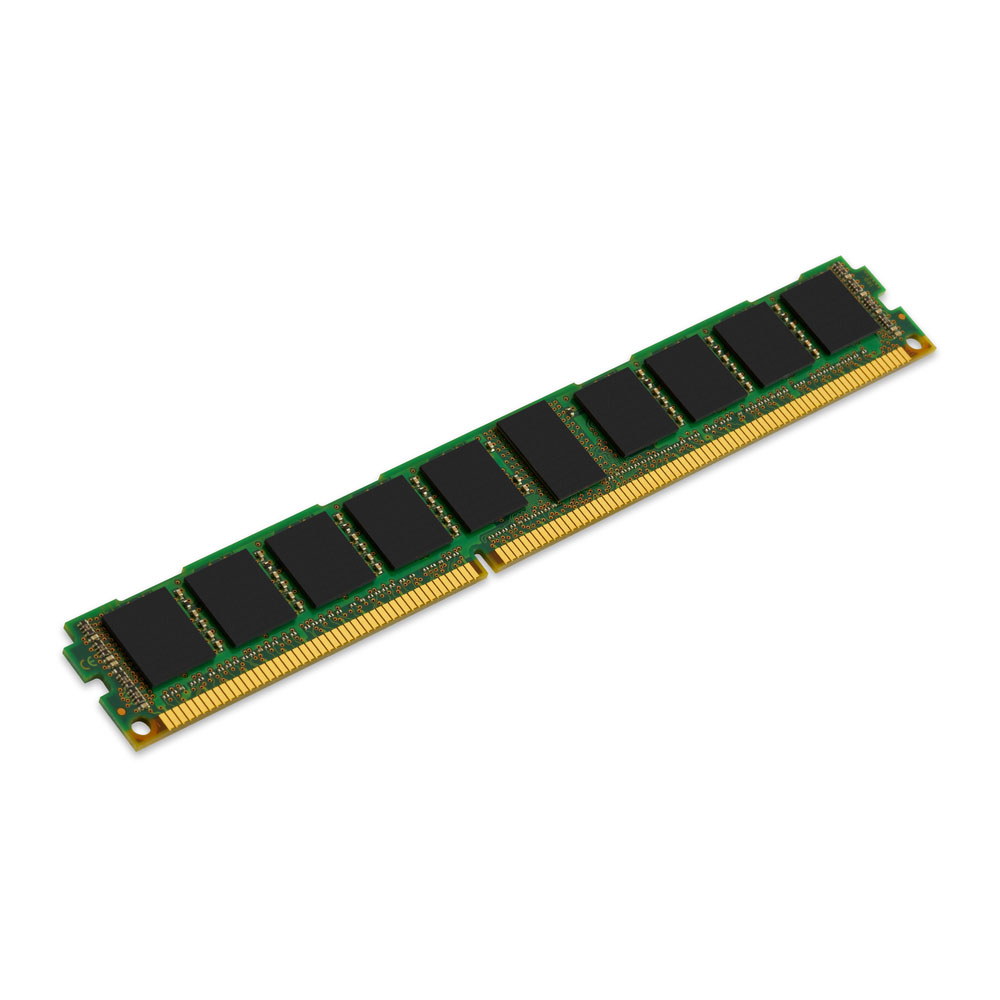 Mémoire PC Kingston ValueRAM 8 Go DDR3L 1333 MHz ECC CL9 VLP RAM DDR3 PC10600 ECC - KVR13E9L/8 (garantie à vie par Kingston)