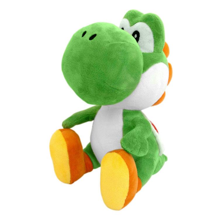 Jeux et Accessoires Peluche Mario Bros Nintendo Yoshi vert 25cm Peluche Mario Bros Nintendo Yoshi vert 25cm