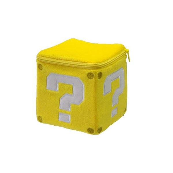 Jeux et Accessoires Nintendo Peluche Cube Mystère Peluche Mario Bros Nintendo Cube Mystère