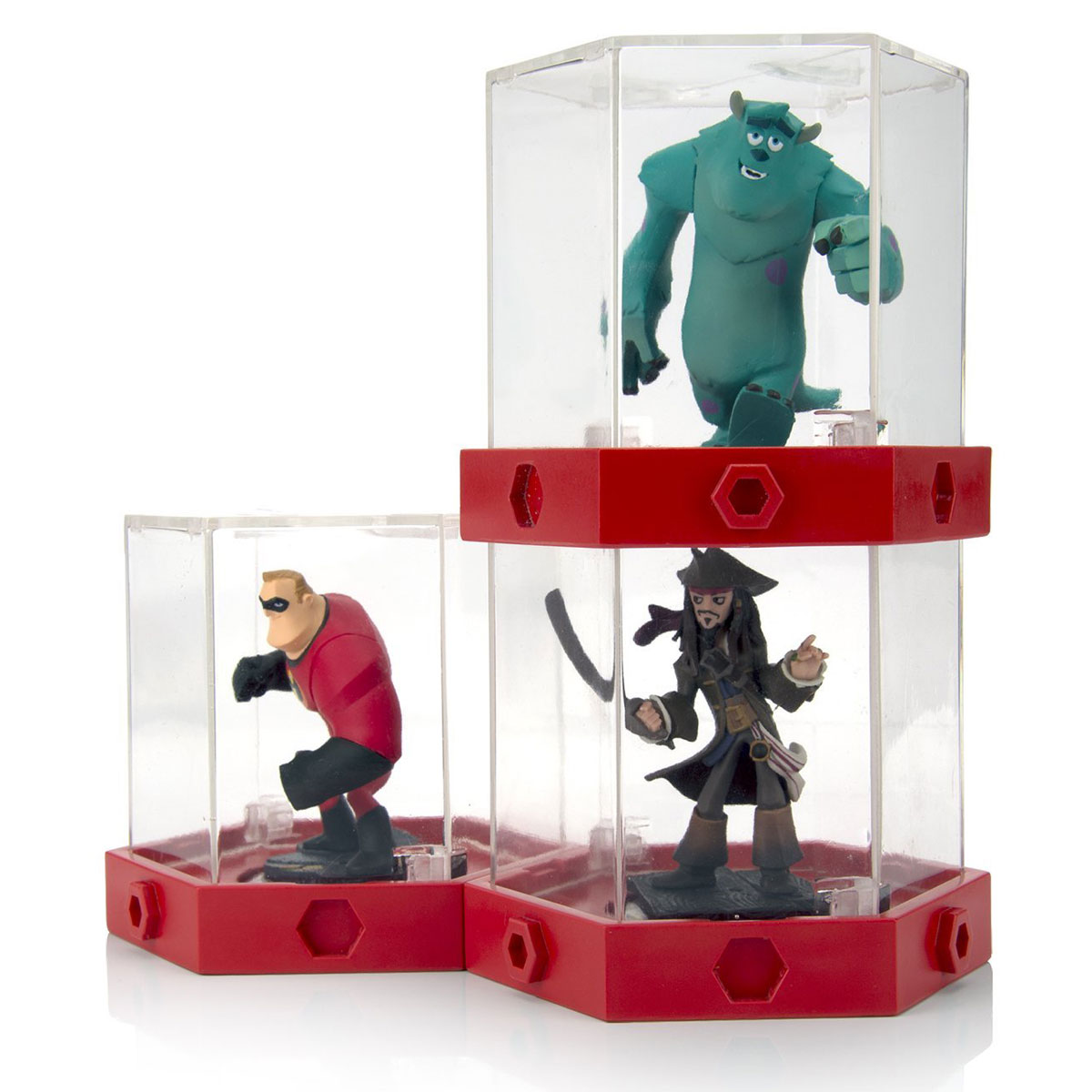 Disney Infinity Figure Display Case Accessoires Ds Et