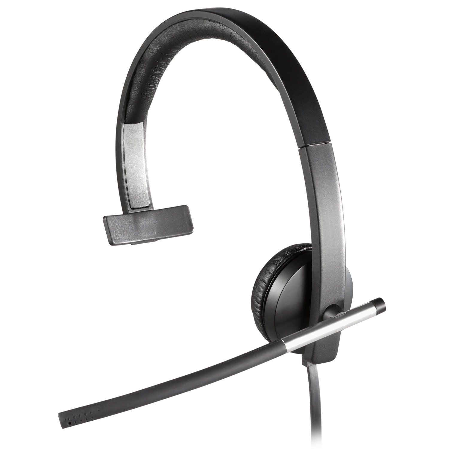 logitech usb headset mono h650e micro casque logitech sur. Black Bedroom Furniture Sets. Home Design Ideas