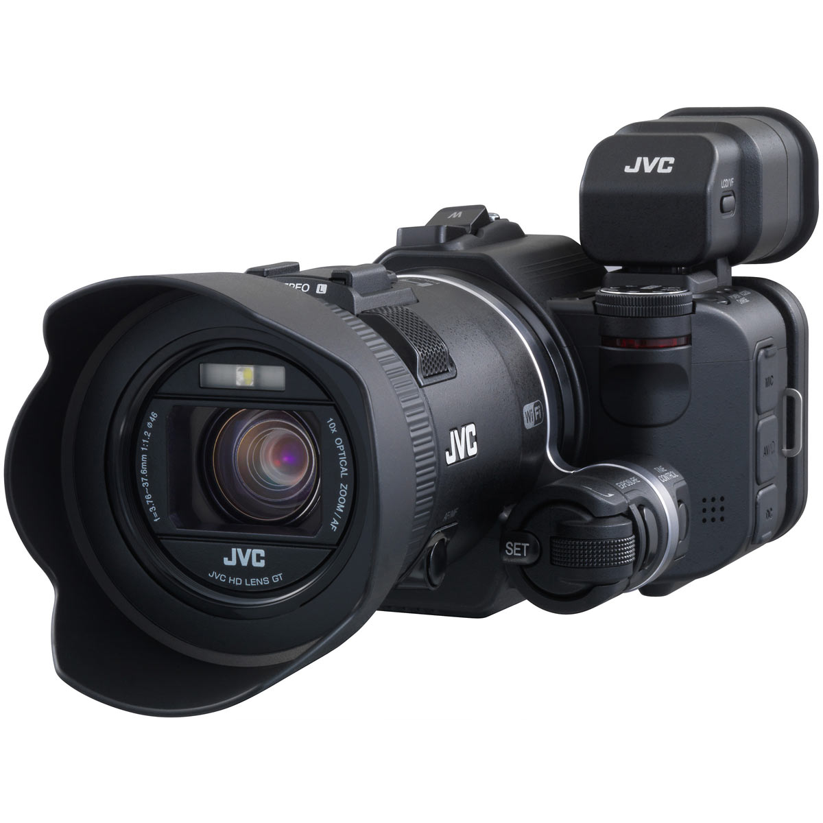 jvc gc px100beu cam scope num rique jvc sur. Black Bedroom Furniture Sets. Home Design Ideas