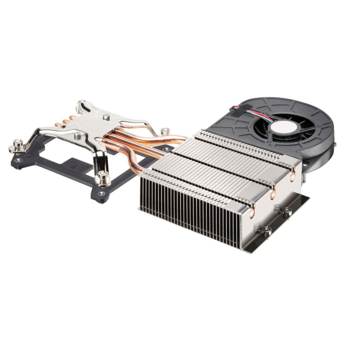 Ventilateur processeur Intel Thermal Solution HTS 1155LP Ventilateur Low Profile pour plateforme Thin Mini-ITX