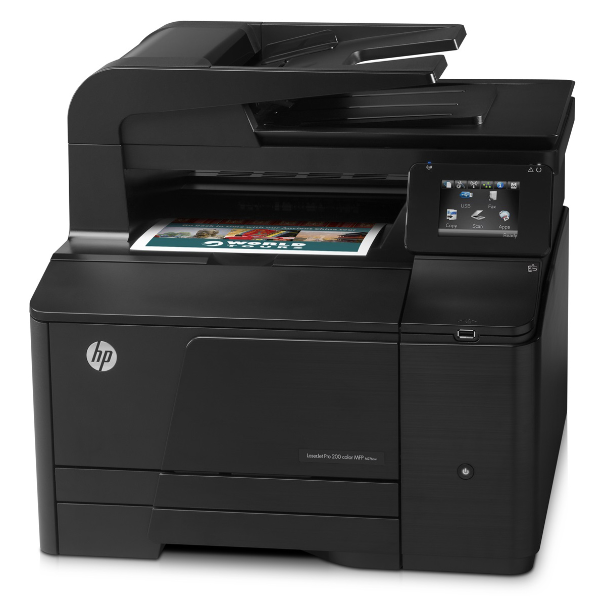 hp laserjet pro 200 color mfp m276nw cf145a imprimante multifonction hp sur. Black Bedroom Furniture Sets. Home Design Ideas