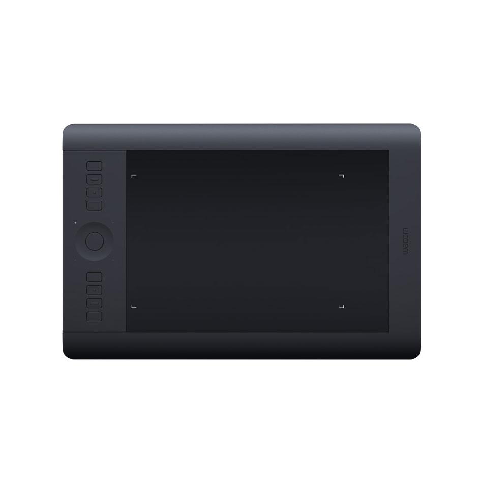 Tablette graphique Wacom Intuos Pro Medium Tablette graphique professionnelle multi-touch (PC / Mac)