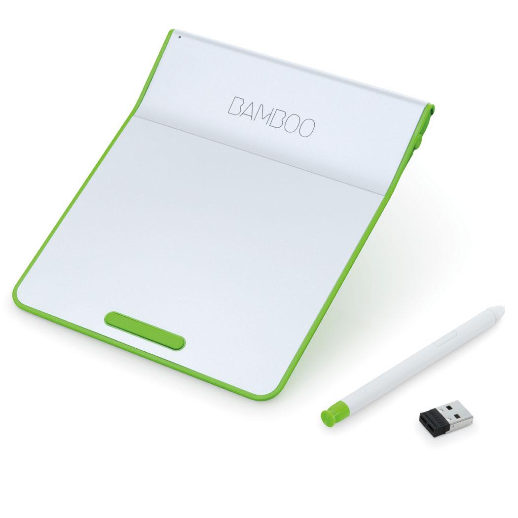 wacom bamboo pad vert tablette graphique wacom sur. Black Bedroom Furniture Sets. Home Design Ideas