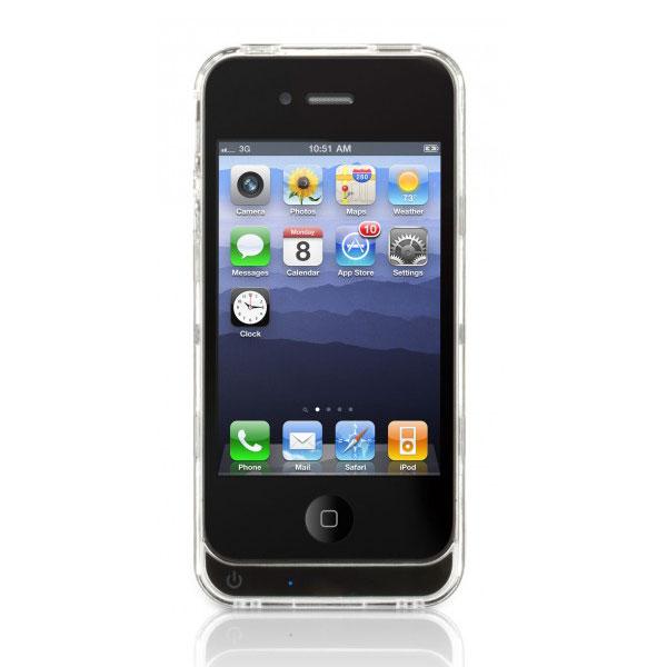 griffin gc23160 coque batterie pour iphone 4 iphone 4s etui t l phone griffin technology. Black Bedroom Furniture Sets. Home Design Ideas
