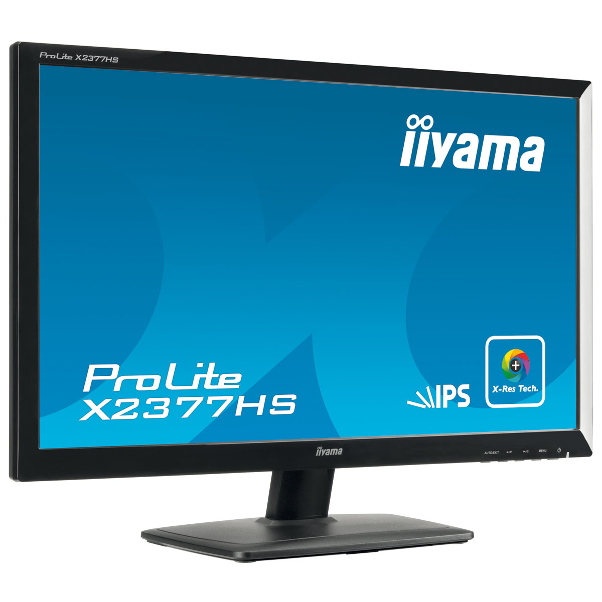 Iiyama 23 led prolite x2377hs gb1 ecran pc iiyama sur for Dalle ips va