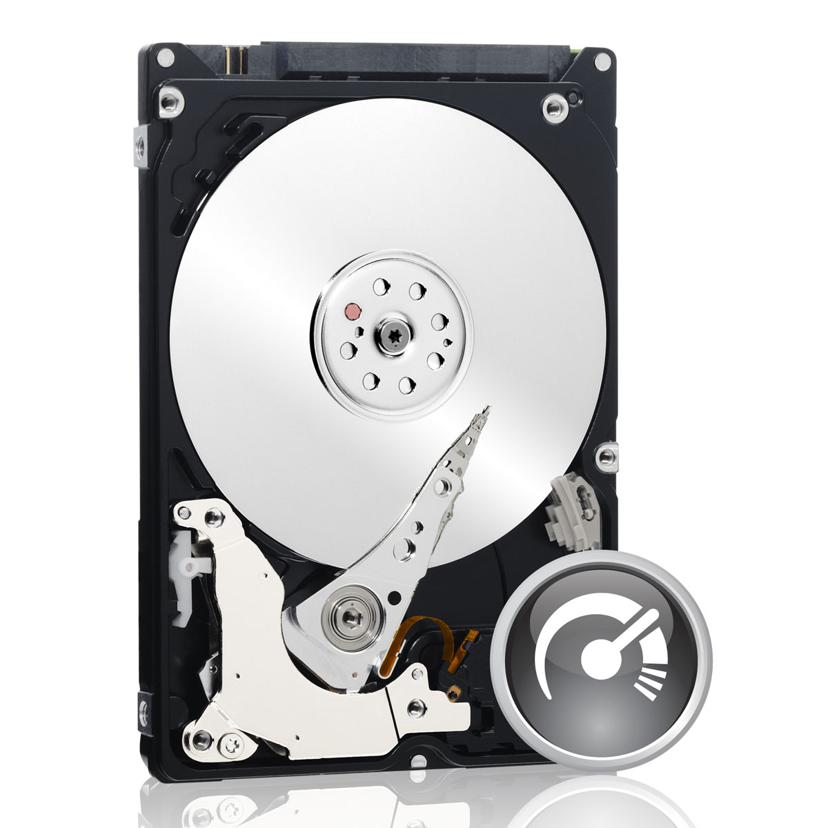 "Disque dur interne WD Black Mobile 500 Go Disque dur 2.5"" 500 Go 7200 RPM 16 Mo Serial ATA III 6Gb/s (bulk)"