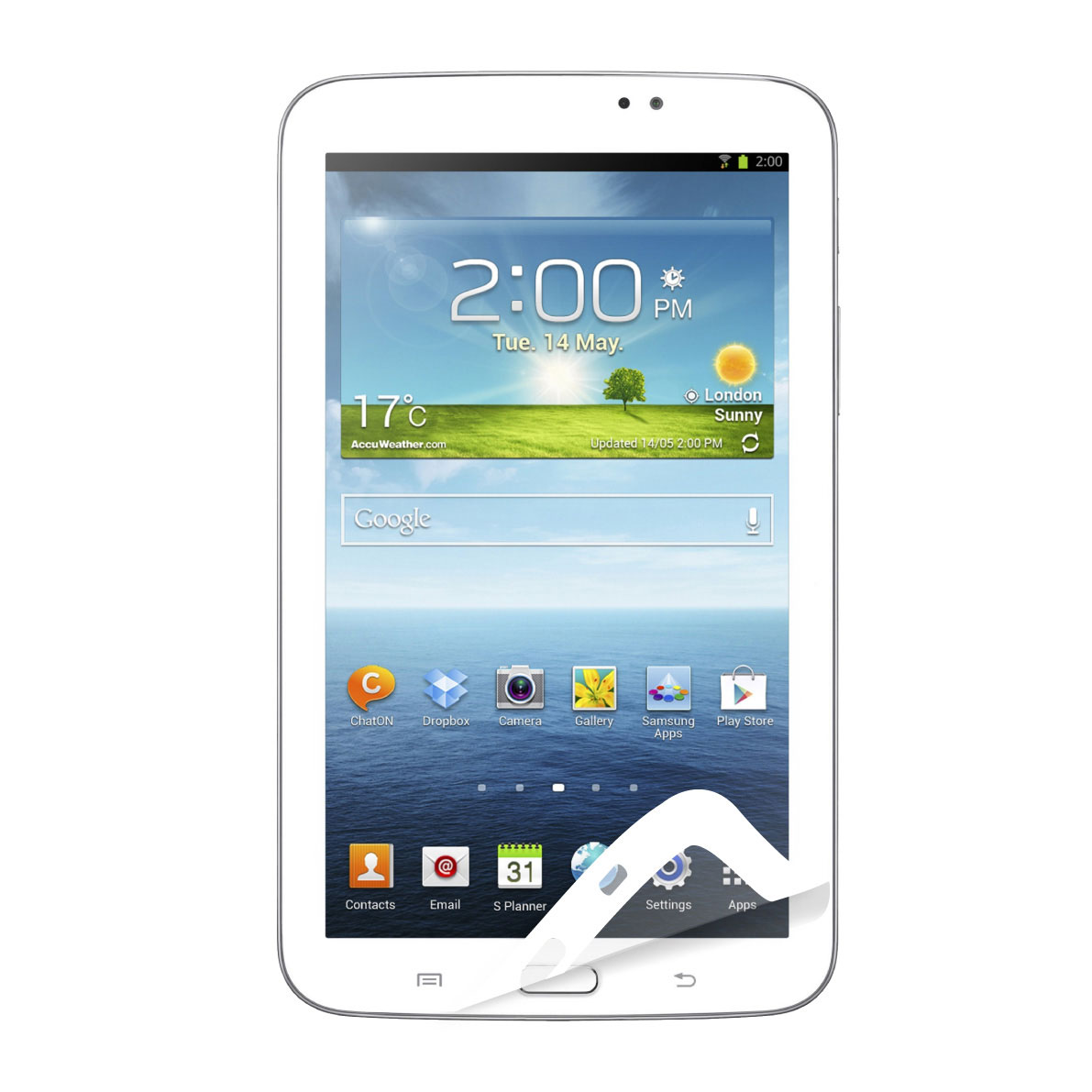 Muvit Screen Protector Pour Galaxy Galaxy Tab 3 7