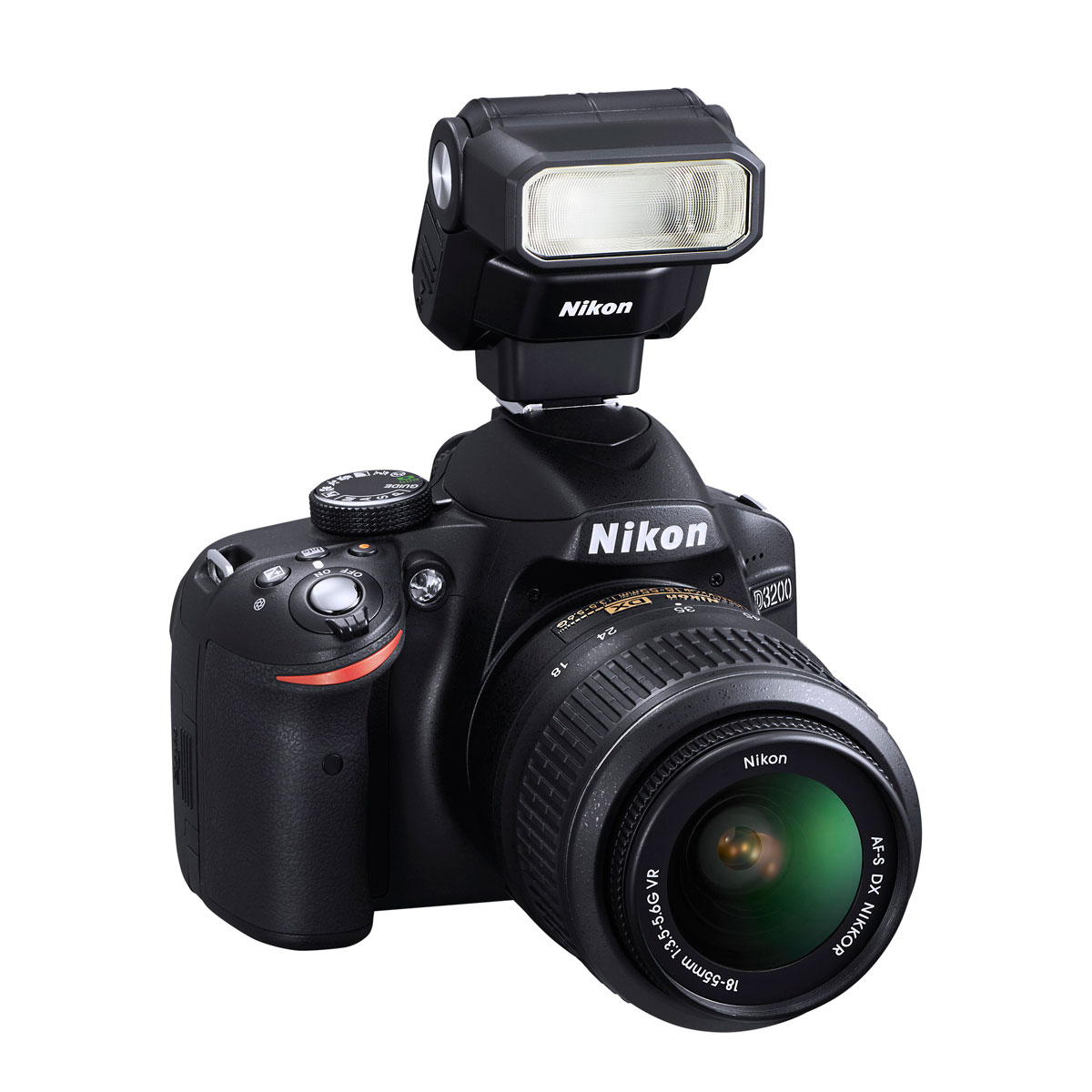 Flash appareil photo nikon for Appareil photo ecran 3 pouces