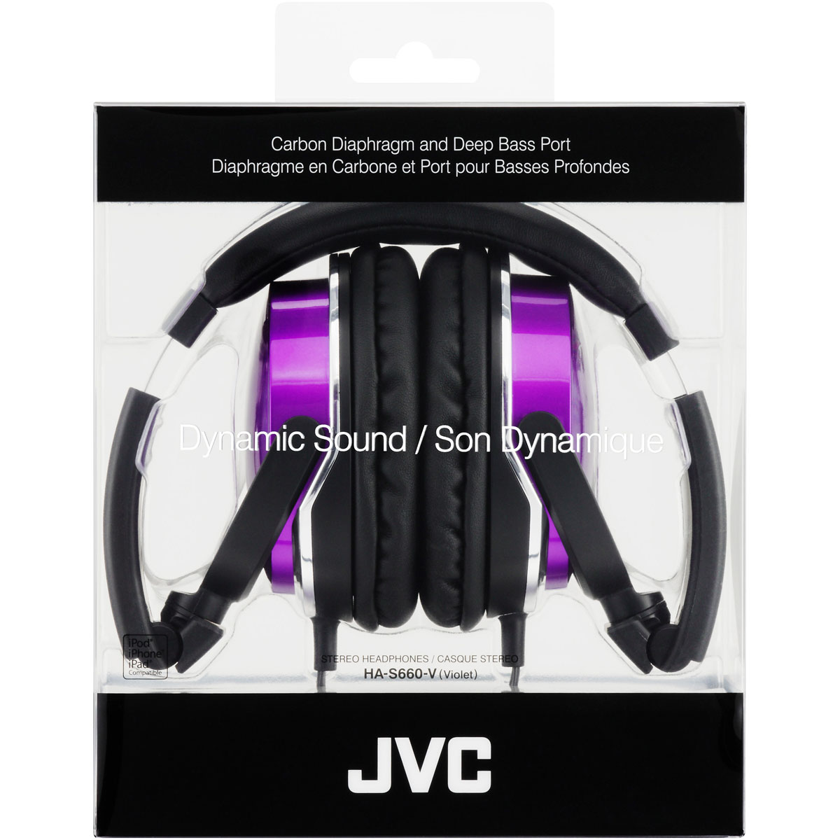 jvc ha s660 violet casque jvc sur. Black Bedroom Furniture Sets. Home Design Ideas