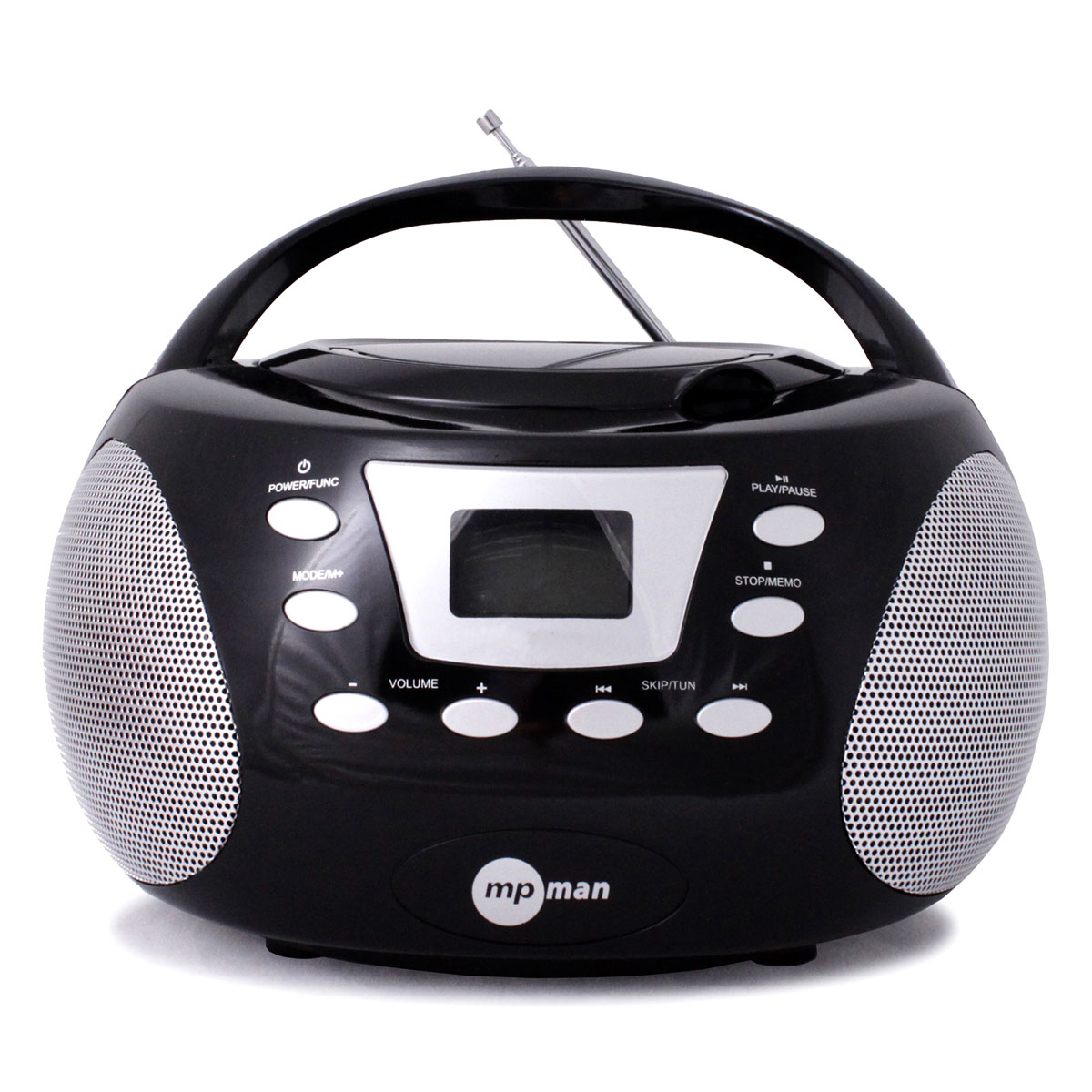 mpman csd284pll radio radio r veil mp man sur. Black Bedroom Furniture Sets. Home Design Ideas