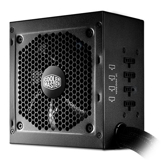 Alimentation PC Cooler Master G550M 80PLUS Bronze Alimentation modulaire 550W ATX v2.31 12V - 80PLUS Bronze