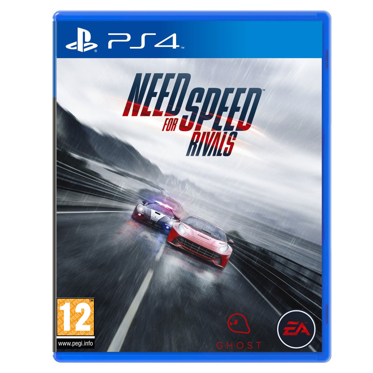 need for speed rivals ps4 jeux ps4 electronic arts sur. Black Bedroom Furniture Sets. Home Design Ideas