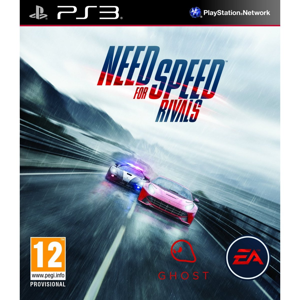 LDLC.com Need for Speed Rivals - Edition Limitée (PS3) Need for Speed Rivals - Edition Limitée (PS3)