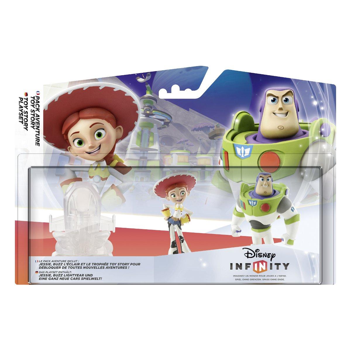 Figurine Disney Infinity Pack Aventure Toy Story