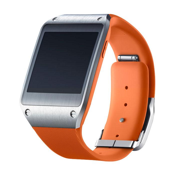 samsung galaxy gear smart freedom orange montre connect e samsung sur. Black Bedroom Furniture Sets. Home Design Ideas